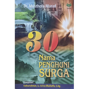 30 Nama Penghuni Surga
