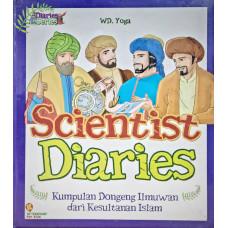 Scientist Diaries - Kumpulan Dongeng Ilmuwan dari Kesultanan Islam