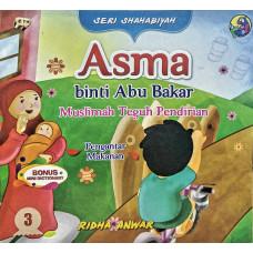 Asma binti Abu Bakar - Muslimah Teguh Pendirian