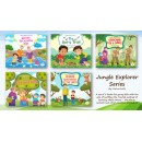 For Students: Jungle Explorer Series (JES)