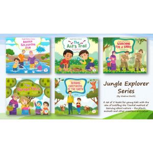 For Public: Jungle Explorer Series (JES)