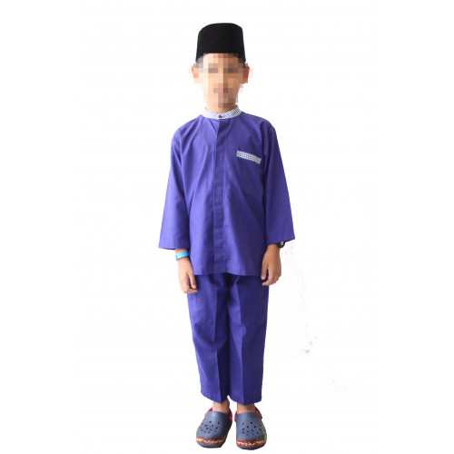 Uniform for Preschool/Primary Level (Male) - Size 3XL