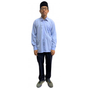 Uniform for Secondary Level (Male) - Size 2XS