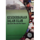 Kesederhanaan dalam Islam
