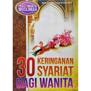 30 Keringanan Syariat Bagi Wanita
