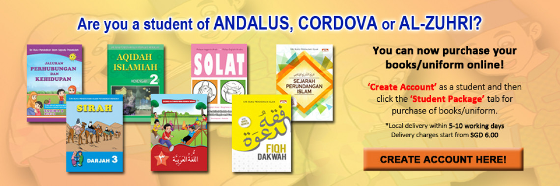 Andalus, Cordova and Al-Zuhri students