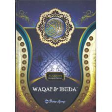 Waqaf & Ibtida' (A4 Size)