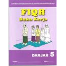 Buku Kerja Fiqh Darjah 5