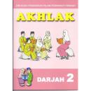 Buku Teks Akhlak Darjah 2