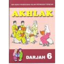 Buku Teks Akhlak Darjah 6