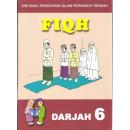 Buku Teks Fiqh Darjah 6