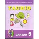 Buku Teks Tauhid Darjah 5