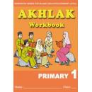 Akhlak Workbook Primary 1 (English version)