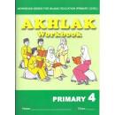 Akhlak Workbook Primary 4 (English version)