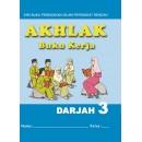 Buku Kerja Akhlak Darjah 3