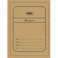 Exercise Books (Andalus)